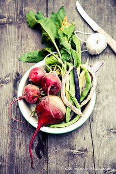 Bella Bonito - Home grown garden vegetables