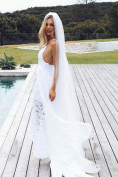 O vestido de noiva mais popular do Pinterest