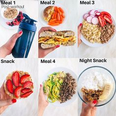 Healthy meal planning 351843789639489094 - How to Create a Bulking Meal Plan for Women – Source by Weight Gain Meals, Healthy Weight Gain, Diet Meal Plans To Lose Weight, Lose Weight Quick, Weight Loss, Bulking Meals, Meal Prep For Bulking, Healthy Meal Prep, Healthy Eating