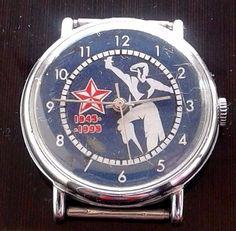 "Vintage Russia USSR ""Raketa"" mechanical watch 2609. NA №235 #Raketa #Mens"