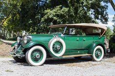 1930 LINCOLN MODEL L 7-PASSENGER TOURING