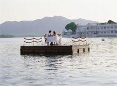Taj Lake Palace, Udaipur, India. http://www.tajhotels.com/Luxury/Grand-Palaces-And-Iconic-Hotels/Taj-Lake-Palace-Udaipur/Photo-Gallery.html