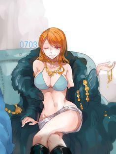 Nami || One Piece #onepiece #op #hot #animegirl #anime #plusultra