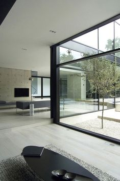 concrete, steel and glass by Guido Costantino