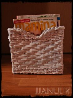 Košík na časopisy