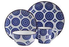 4-Pc Galaxis Place Setting