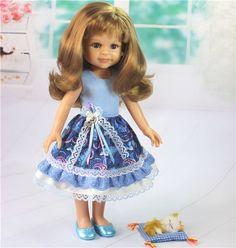 Куколка от Paola Reina. / Игровые куклы / Шопик. Продать купить куклу / Бэйбики. Куклы фото. Одежда для кукол