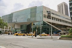 NEW YORK CITY:  The one, the only, The Juilliard School