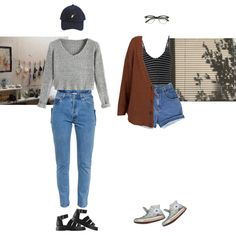 no. 29 by girlsaflame on Polyvore featuring polyvore, fashion, style, Insight 51, Vetements, Bower, Dr. Martens, See You Never, Converse and clothing