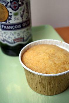 Absinthe Cake Recipe | David Lebovitz
