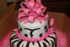 "Gymnastic Girly cake in ""Birthday Cake Photos"" — Photo 4 of 4"