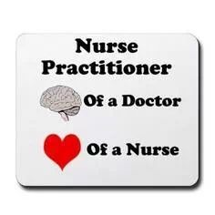 Celebrate Nurse Practitioner week! Thank you for a great job!!