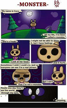 poor coco