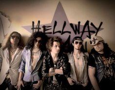 : Banda Hellway Train faz show nesta quinta feira - ...