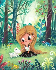 ideas for drawing cartoon children animation Illustration Mignonne, Children's Book Illustration, Character Illustration, Art Mignon, Kids Story Books, Children Books, Animation, Pics Art, Illustrations And Posters