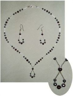 jewelry making ideas | Jewelry Making Instructions, Beading Patterns & a Plethora of Beading ...