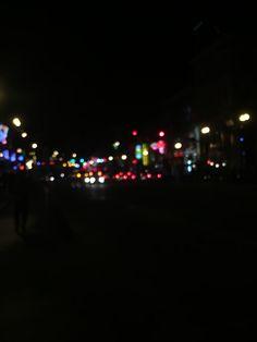 Downtown Nashville #night