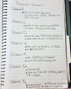 #nursing #Study #nursingstudents #health #healthcare #essentialvitamins