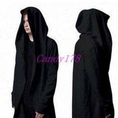 Mens Fashion Poncho