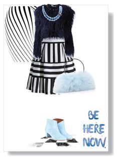 """hotcold"" by annavalee on Polyvore featuring art"