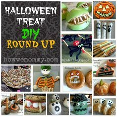 This is how we Mommy: Tuesdays Time Out To... DIY Halloween Treats
