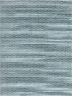 Sisal Wallpaper #grasscloth #York #blue #homedecor #wallpaper #wallpaperstogo