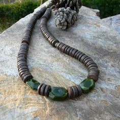 100 Best Mens Beaded Necklaces Images In 2016 Mens Beaded