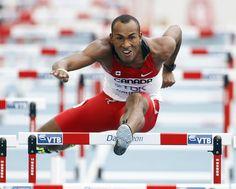Damian Warner by Athletics Canada, via Flickr