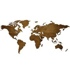 Kup teraz na allegro.pl za 2,00 zł - Mapa świata 3d dekoracja na ścianę drewno Design (6793978523). Allegro.pl - Radość zakupów i bezpieczeństwo dzięki Programowi Ochrony Kupujących!