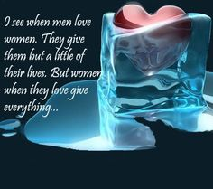 love give everything
