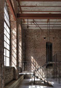 Han Tumertekin, Cemal Emden · Bomonti Brewery · Architettura italiana