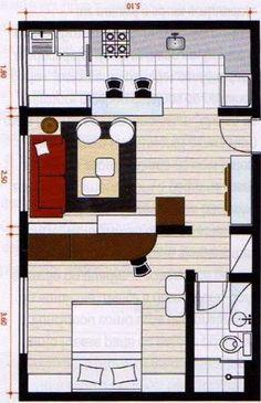 apartamento34m-planos-de-casa40m.jpg 368×570 pixeles