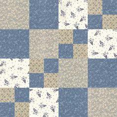 Resultado de imagen para imagenes de bloques de corazon en patchwork