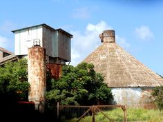 Koloa Sugar Mill #Kauai good picture spot