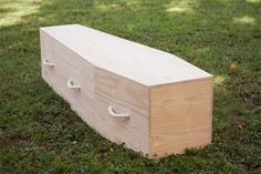 Burials: Cemeteries To Natural Preserves halloween casket Woodworking Bench Plans, Wood Plans, Easy Woodworking Projects, Wooden Projects, Wood Crafts, Funeral Planner, Funeral Caskets, After Life, Gothic House