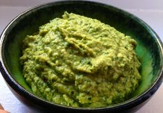 Creamy, spicy and tangy Cilantro Jalapeno Hummus - a perfect knock off of the Trader Joe's classic!