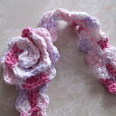 Toddler Flower Headband Tutorial 5