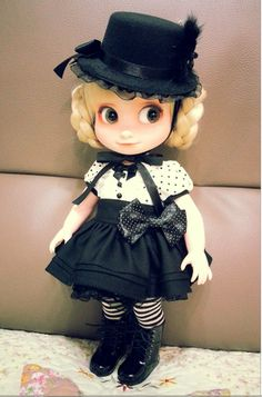 Disney Animators Collection Dolls from: http://blog.naver.com/sweepy_