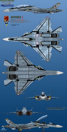 The alternate universe of Ace Combat 3 Electrosphere. The Super Flanker-R is an specialized variant of the Super Frigate. Super Frigate-R UPEO - Rena Military Jets, Military Aircraft, Air Fighter, Fighter Jets, Space Fighter, Fighter Pilot, Mexico 2018, Stealth Aircraft, Russian Air Force
