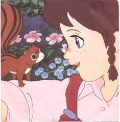 Pollyanna cartoon. I watched this growing up in Germany; along with one based on Little Women and a couple based on historical figures. I loved these shows!