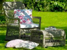 k Design Georgia Garden Gartensessel Dawn kaufen im borono Online Shop