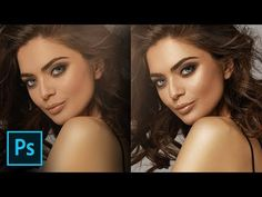 Discover the Simplest Ways to Create Dimension by Adding Shine and Glamour to Your Portraits in Photoshop! Learn how to make your flat portraits have more de. Photoshop Youtube, Photoshop Tutorial, Photoshop Actions, Action Photography, Photoshop Photography, Portrait Photography, Photography Ideas, Portrait Retouch, Best Portraits