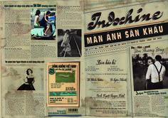 Thiệp cưới kích thước của tờ báo thiệt và các bài báo được chăm chút từng