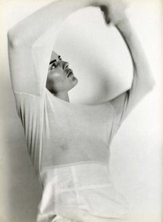 Stella Tennant for Vogue Italia May 1997 by Mark Borthwick.
