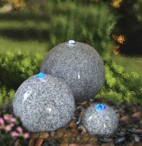Sphere Fountains