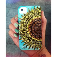 finally got to hold one of my very own cases that I designed on @society6! (link in my bio) #zentangle #zenspire #blynndesigns #society6