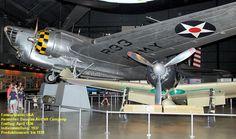 Douglas B-18 Bolo medium bomber.