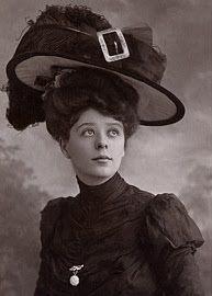 Costume Diaries: Adventures in hat making: Edwardian hat, part 9