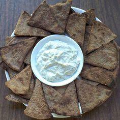 Low Carb Tortilla Chips Without Corn via @dropthesugar