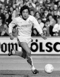 Yasuhiko Okudera was the first japanese to play in the Bundesliga, for FC Köln, back in 1977. He's 60, today